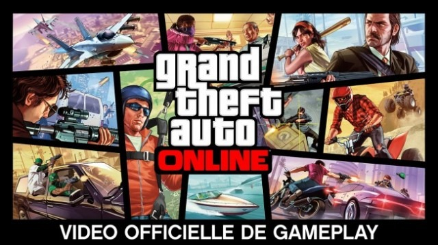 GTA V : découvrez en vidéo le multijoueur Grand Theft Auto Online