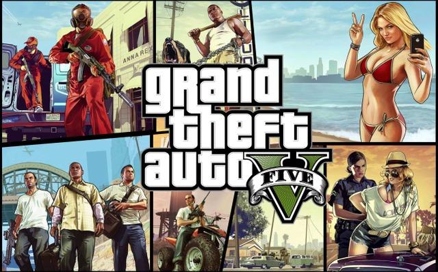 GTA 5 : les premières vidéos in-game