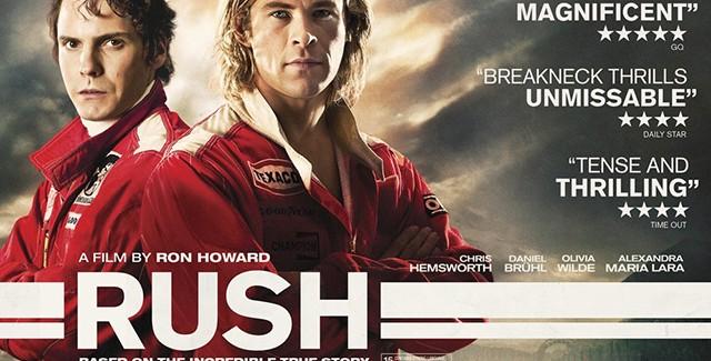 [Cinéma] Avis / Critique: Rush