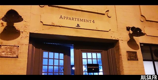 Compte rendu : Soirée de lancement de la PS4 à l'Appartement 4