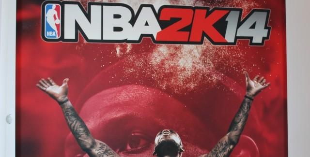 Compte rendu : Event NBA 2K14
