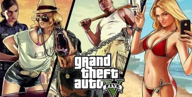 Test : Grand Theft Auto V