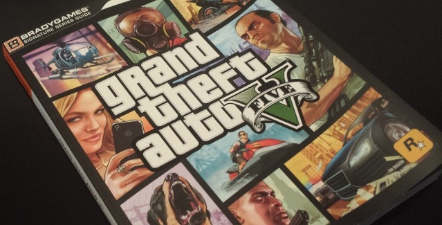 Arrivage : Guide GTA 5