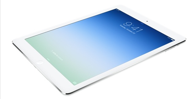 Apple annonce l'iPad Air !