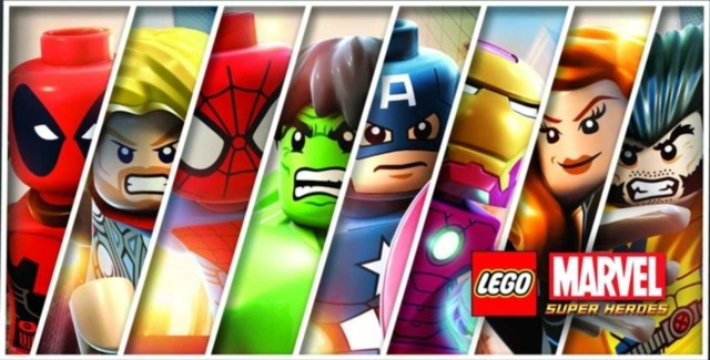 Compte rendu : Preview LEGO Marvel Super Heroes