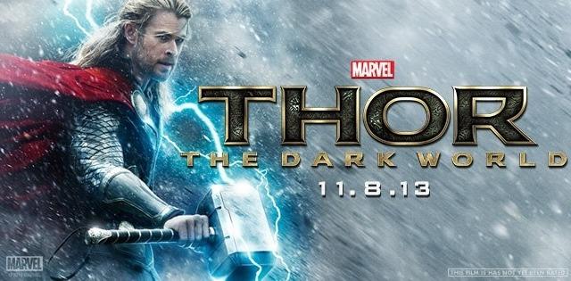 [Cinéma] Avis / Critique: Thor : Le Monde Des Ténèbres