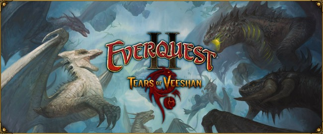 L'extension Everquest II : Tears Of Veeshan enfin disponible