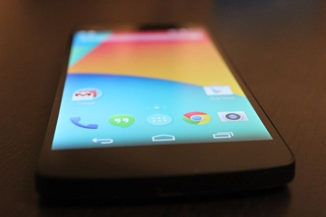 Nexus-5-ecran