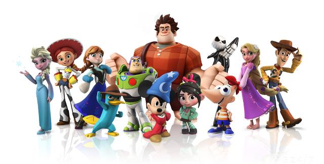 Test : Disney Infinity sur Wii