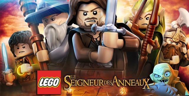 Test : Lego Seigneur des Anneaux sur iOS