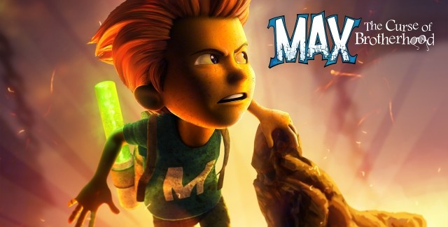 Test : Max: The Curse of Brotherhood (Xbox One)