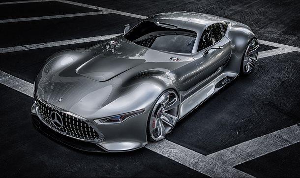 La Mercedes-Benz AMG Vision Gran Turismo – Le «Making of» [Vidéo Sponsorisée]