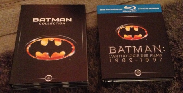 Arrivage : Coffret Collector « Batman Collection »