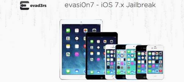 Evasi0n7 : Tutoriel jailbreak untethered iOS 7 pour iPhone, iPad et iPod touch