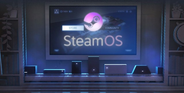 Steam OS disponible en téléchargement (Screenshots)