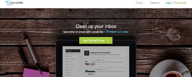 Unroll.me : Ou comment se désinscrire des newsletters rapidement