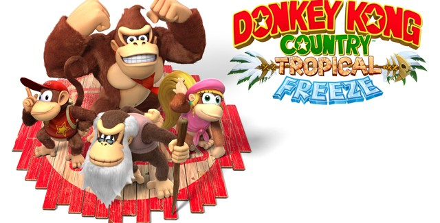 Preview : Donkey Kong Country : Tropical Freeze
