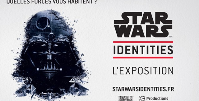 Compte Rendu : Expo Star Wars Identities