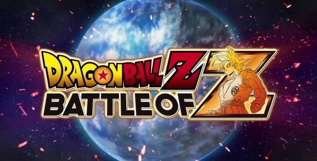 Test :  Dragon Ball Z : Battle Of Z