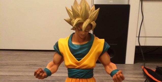 Déballage : Collector Dragon Ball Z : Battle of Z