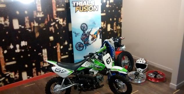 Compte rendu : Soirée de lancement Trials Fusion