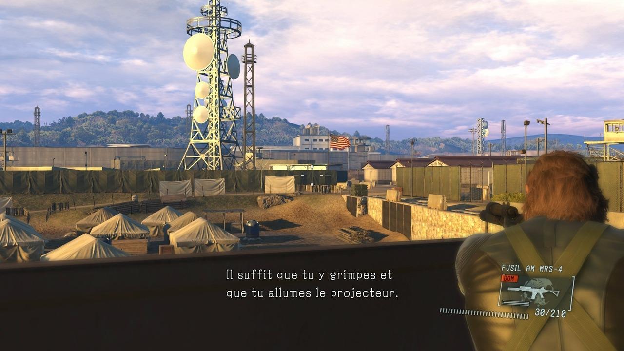 Metal Gear Solid Groud Zeroes test (1)