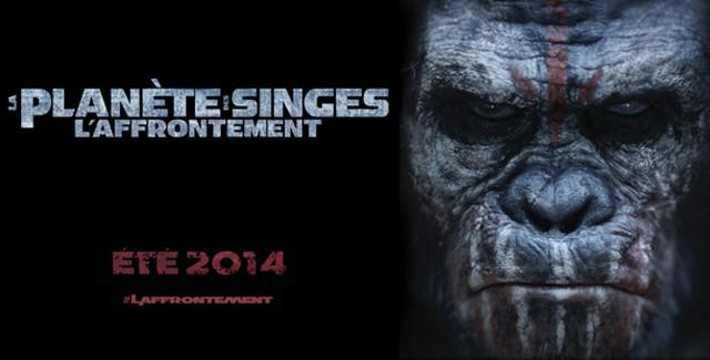 [Cinéma] Avis / Preview : La Planète des singes : l'Affrontement