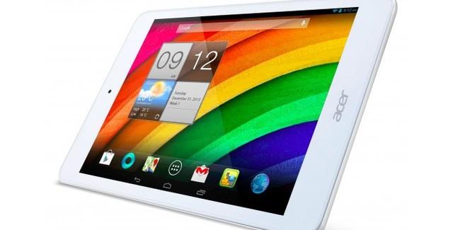 Iconia Tab A1-830 : La tablette 8 pouces pratique et économique