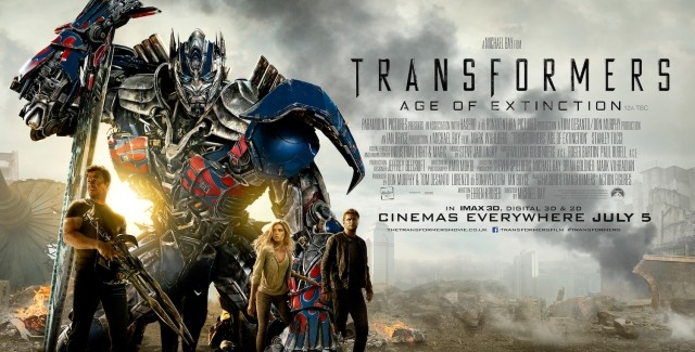 [Cinéma] Avis / Critique : Transformers : l'Âge de l'Extinction