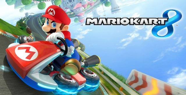 Test : Mario Kart 8 (Wii U)