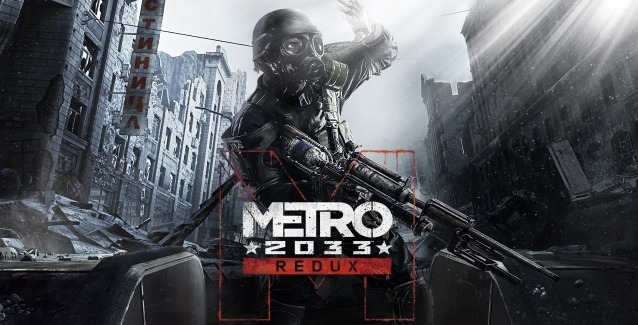 Test : Metro 2033 Redux