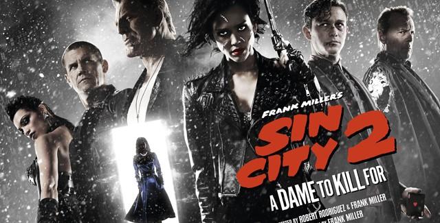 [Cinéma] Avis / Critique : Sin City : J'ai Tué Pour Elle