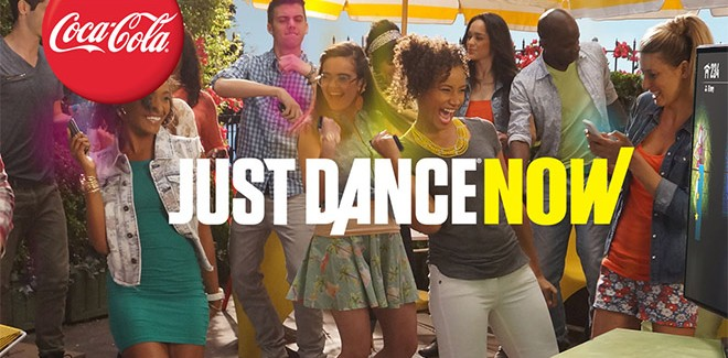 Just Dance Now : Coca-Cola vous invite à danser ! (vidéo sponsorisée)