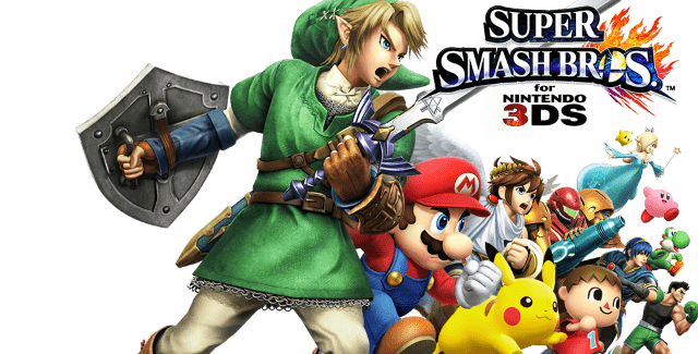 Test : Super Smash Bros sur 3DS
