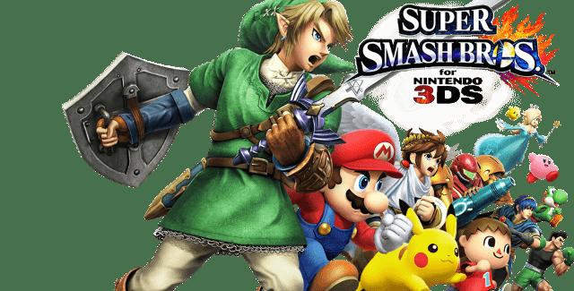 Test : Super Smash Bros sur 3DS