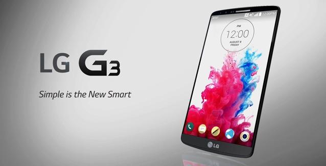 Test : LG G3 – Le smartphone de l'année 2014 ?