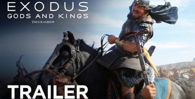 EXODUS GODS AND KINGS : Le 1er EXTRAIT dévoilé !