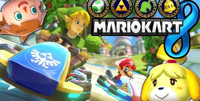 Test : DLC Mario Kart 8