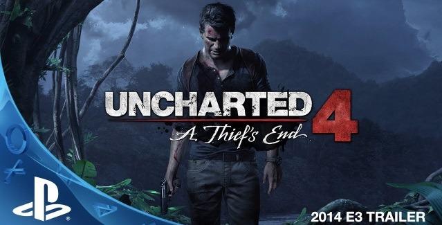 Uncharted 4 : La première vidéo de gameplay