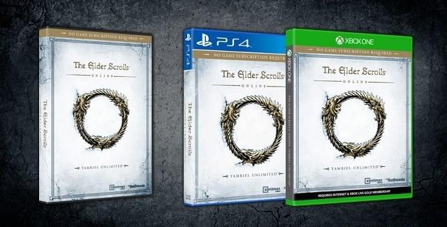 The Elder Scrolls Online arrive sur console sans abonnement