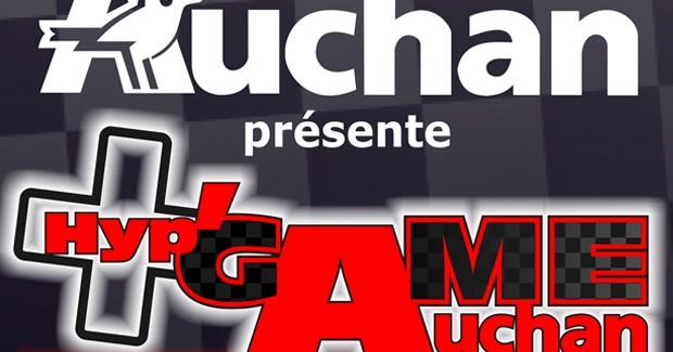 Hyp'Game Auchan : Les 24h du Mans en magasin !