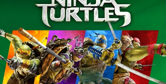 Concours : Gagnez 3 DVD Ninja Turtles
