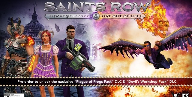 Test : Saints Row IV : Gat out of Hell – édition re-elected