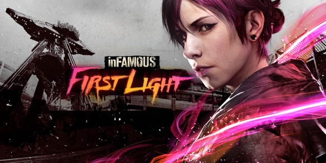 Test : InFamous First Light