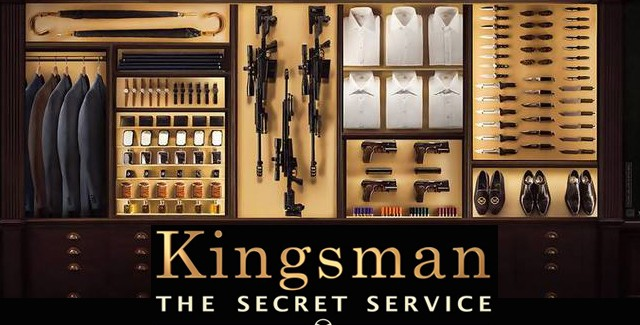 [Cinéma] Avis / Critique : Kingsman Services Secrets