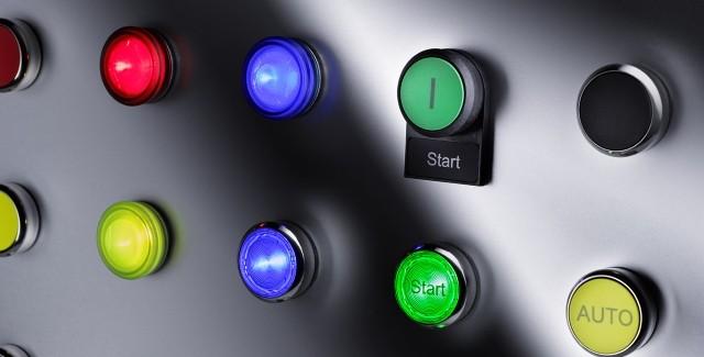 SIRIUS ACT, de nouveaux commutateurs et voyants au design moderne