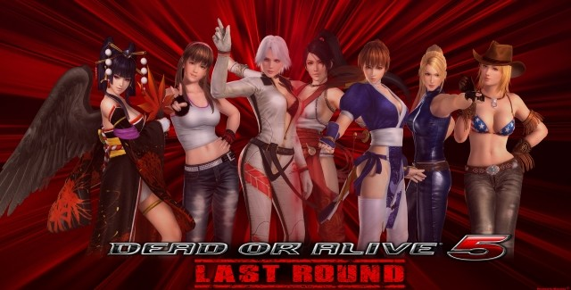 Test : Dead or Alive 5 : Last Round