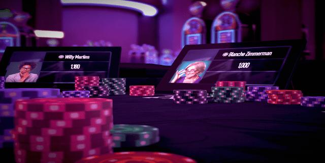 Le poker débarque sur PS4