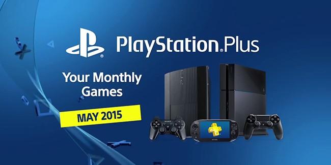 Les jeux PlayStation Plus du mois de mai 2015