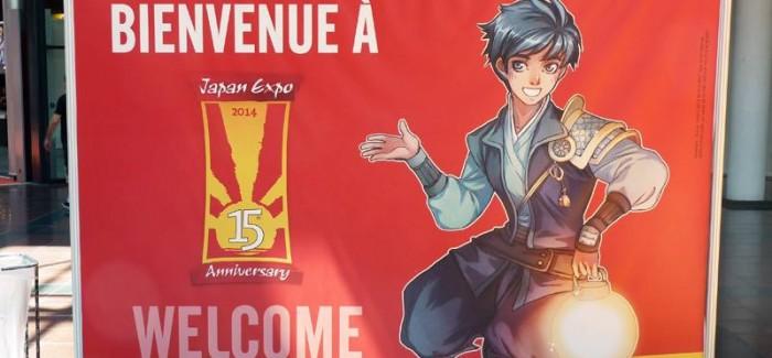 Événement: Japan Expo 2014, retour sur le 15ème impact !
